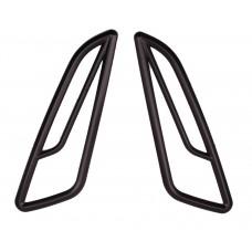RAW-Grill Mat Zwart Voorzijde | Vespa Primavera / Sprint