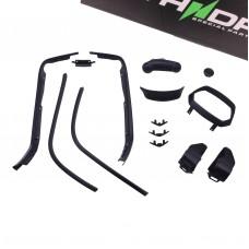 Stylingkit THNDR Mat Carbon WT | Vespa Sprint (-'18)