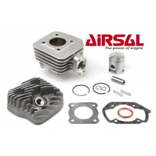 Cilinder + Kop Airsal 47.6mm | Peugeot Horizontaal AC
