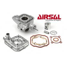 Cilinder + Kop Airsal 47.6mm   Peugeot Horizontaal LC