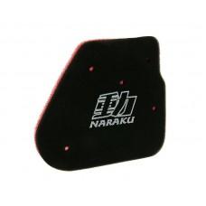 Luchtfilterelement  CPI / Generic / Keeway / 1E40QMB Naraku Double Layer