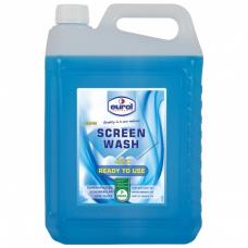 Eurol Screenwash Lemon Ready to Use (5L)