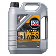 Motorolie Liqui Moly 4T 0W-20 (5L)