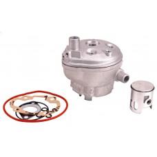 Cilinder + Kop Airsal 47,6mm | Minarelli Horizontaal LC