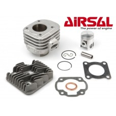 Cilinder + Kop Airsal | CPI / Keeway AC 2T (-'03)