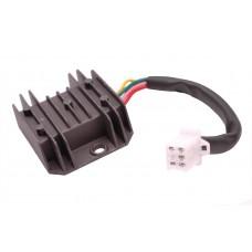 Spanningsregelaar Kabel 5-polig | GY6 4T - China