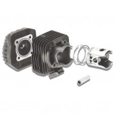 Cilinder + Kop Malossi | Minarelli Horizontaal AC