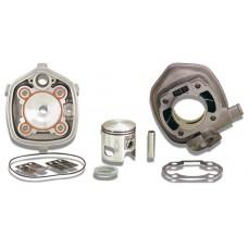 Cilinder + Kop Malossi 47.0mm | Minarelli Horizontaal LC