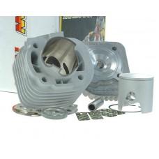 Cilinder + Kop Malossi 47.6mm | Minarelli Horizontaal AC P12