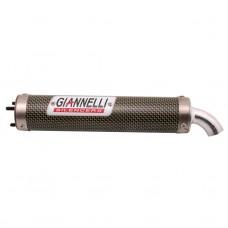 Einddemper Giannelli Reverse Carbon