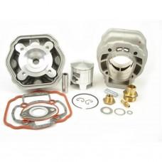 Cilinder + Kop Airsal 47.6mm | Piaggio LC (5-hoekig)