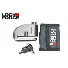 Schijfremslot met Alarm Lock Force