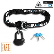 Kettingslot Loop Pro-Teckt 120cm ART-4