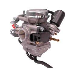 Carburateur Dellorto ECS   GY6 / Sym / Kymco E4