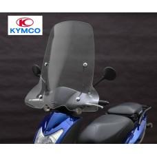 Windscherm OEM Hoog Smoke | Kymco Agility 10 / 12