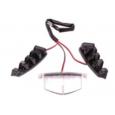 Verlichting Grill LED Wit | Piaggio Zip SP