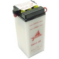 Accu 6N4A-4D Yamaha FS1/RD/TY (6x13x5.5cm)
