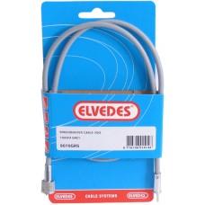 Kilometertellerkabel Elvedes VDO 70cm grijs