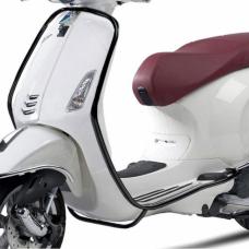 Voorvalbeugel Vespa Primavera, Sprint Mat-Zwart  Origineel