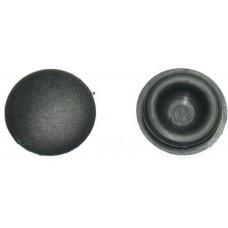 Afdichtingsdop Bofix voor spiegelgar Peugeot Buxy / Zenith - 15.5mm (12 stuks)