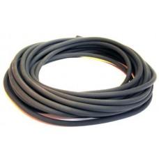 Benzineslang 4 x 7 mm lengte 10 meter rubber