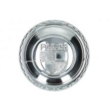 Tankdop Puch monza/ x50 met logo chroom 40mm