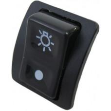 Lichtschakelaar Peugeot buxy/ zenith/ speedake aan/uit