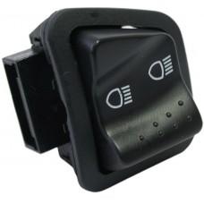 Lichtschakelaar klein / groot licht Piaggio fly/ Gilera runner/ stalker/ zip