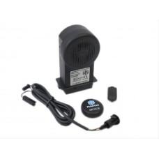 Alarm E-lux compact inclusief backup systeem Piaggio / Vespa Origineel