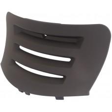Accudeksel Vespa Sprint - Mat zwart