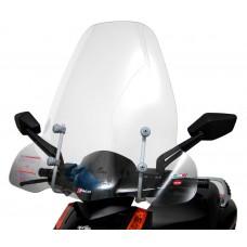 Windscherm Faco Aprilia Sportcity One 50-125cc inclusief bevestigingsmaterialen
