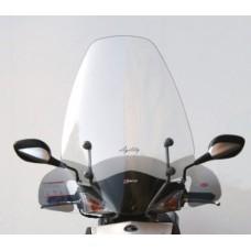Windscherm Faco Kymco agility plus 16 inch wielen vanaf bj. 2014 inclusief bevestigingsmaterialen