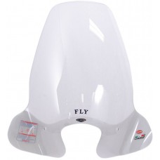 Windscherm Faco Piaggio Fly 50/125/150cc tot bj. 2012 inclusief bevestigingsmaterialen