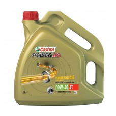 Olie Castrol 4-Liter 10W40 Power RS  4T