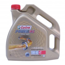 Olie Castrol 4-Liter 5W40 Power RS Racing 4T