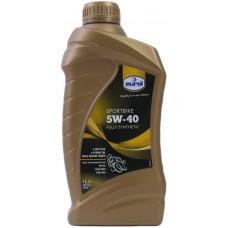 Synthetische olie Eurol 5W40 - 1 liter