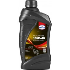 Olie Eurol 10W40 4T synthetische olie (1 liter)