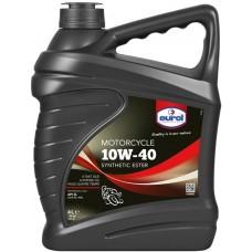 Olie 4-liter 10W-40 EUROL Synthetisch