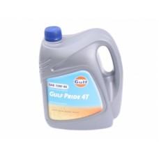 Olie Gulf Pride 4T 10W40  4-Liter Can