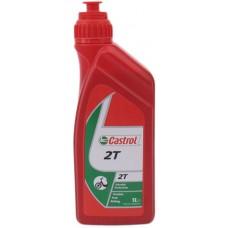 Olie 1-ltr Castrol 2T  (opvolger Super-TT)
