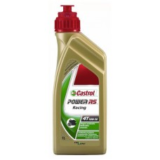 Olie Castrol 10W50 Power RS Racing 4T (1-liter)