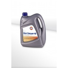 Koelvloeistof GULF Coolant-40  1ltr (-26 graden)