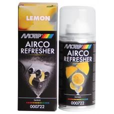 Airco Refresher MOTIP 150ml Lemon