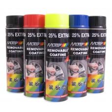 Sprayplast Motip - mat zwart (spuitbus á 500 ml)