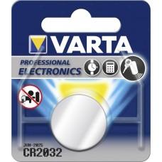 Batterij VARTA Lithium CR2032 - 3V