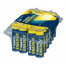 Batterij VARTA Energy Alkaline AA/LR6 Batterij  (Box a 24 stuks)
