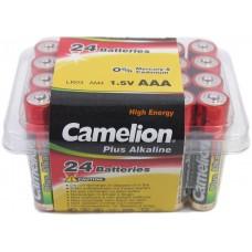 Batterij Camelion R03/AAA Alkaline  (box a 24 stuks)