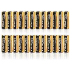 Batterij Duracell Industrial Alkaline AAA / LR3 (24 stuks)