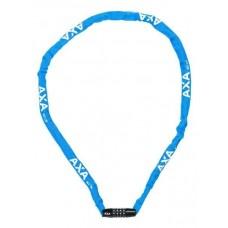 Kettingslot AXA Rigid RCC code 120/3,5 - blauw (winkelverpakking)