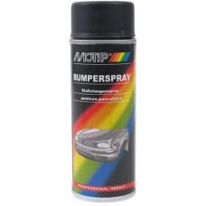 Spuitbus 400ml Bumperspray Zwart